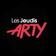 Les jeudis Arty_logo
