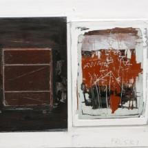 Jan PRUSKI - SANS TITRE - 40,5x50x3