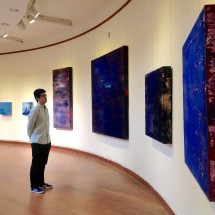 Exhibition Alberto Reguera at the HKUMAG_internet